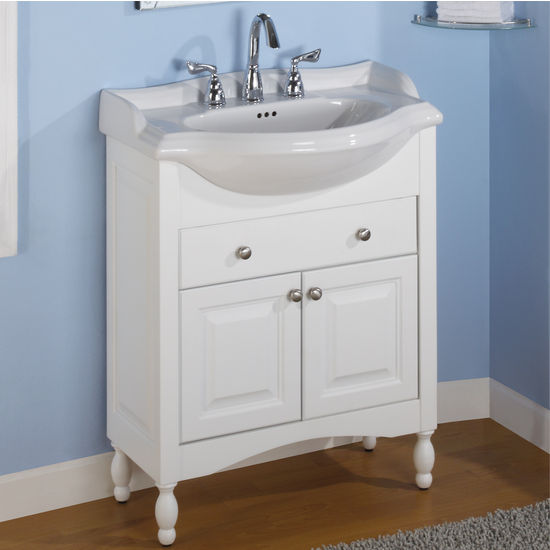 Bathroom vanity windsor 26 39 39 vanities by empire industries kitchen accessories unlimited - Empire kitchen and bath ...