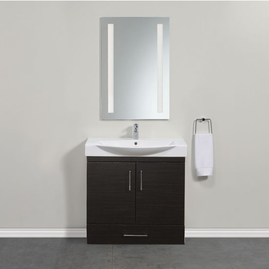 Wall Hung Daytona 2 Doors And 1 Drawer Bathroom Vanity For 34 39 39 Ipanema Ceramic Sink Top In