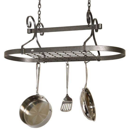 Oval Pot Rack - Knock-Down Version DR1KD Series