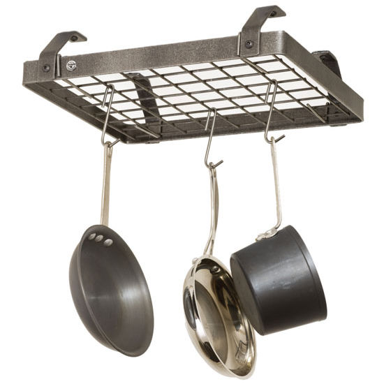 Low Ceiling Small Rectangular Pot Rack DR20A Series