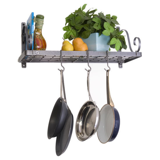 Bookshelf Pot Rack DR3 Series