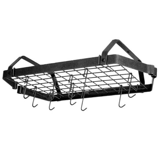 The D�cor Collection by Enclume - Low Ceiling Retro Rectangle Pot Rack
