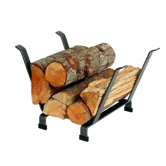 Log Basket (country home)