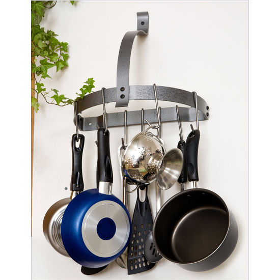 Half Moon Pot Rack MPH-08 Series