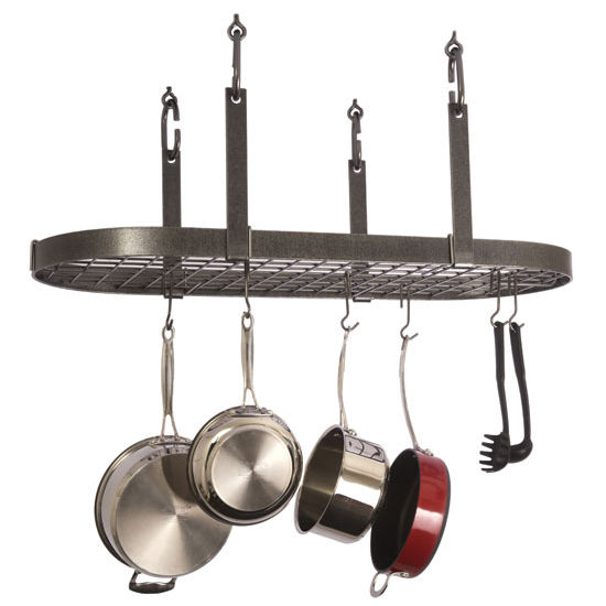 Four Point Oval Pot Racks PR14 Series