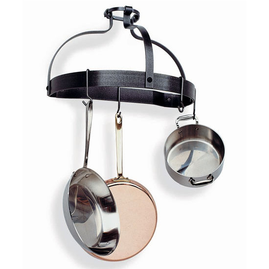 Wall Crown Pot Rack PR15 Series