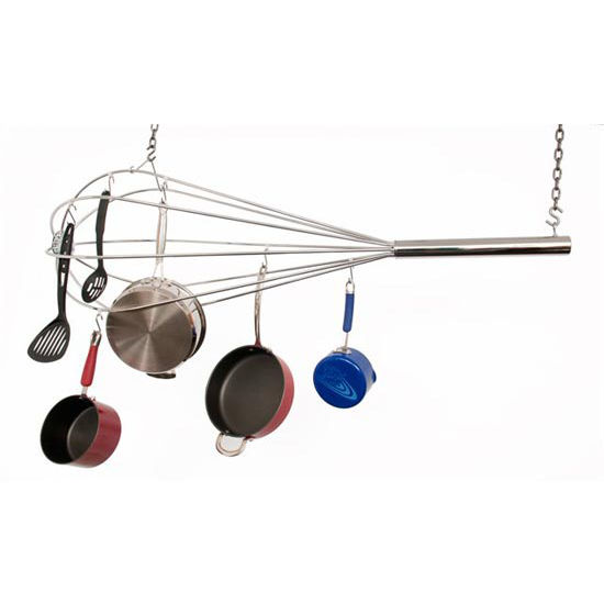 Ceiling Mounted Whisk Shaped Pot Rack PR41 Series