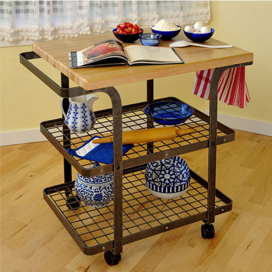 Enclume Rectangular Baker's Cart