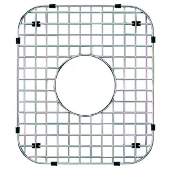 "Houzer WireCraft Bottom Grid, 12"" W x 13-3/4"" D x 5/8"" H"
