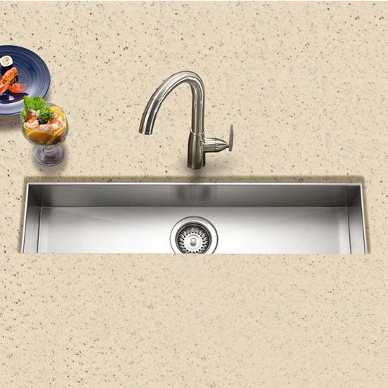 "Houzer - Undermount Sink, 32"" W x 8 1/2"" D x 6"" H"