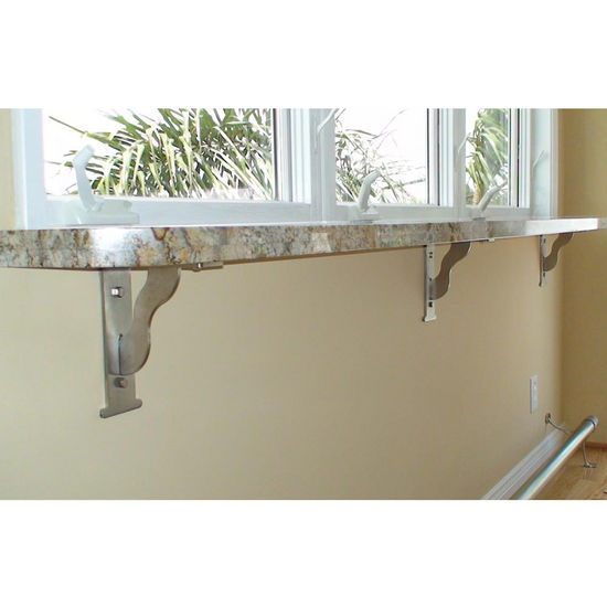 Support Your Custom Countertop Installation While Adding A: granite counter support