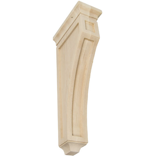 The Mission Style Wood Corbel By Federal Brace