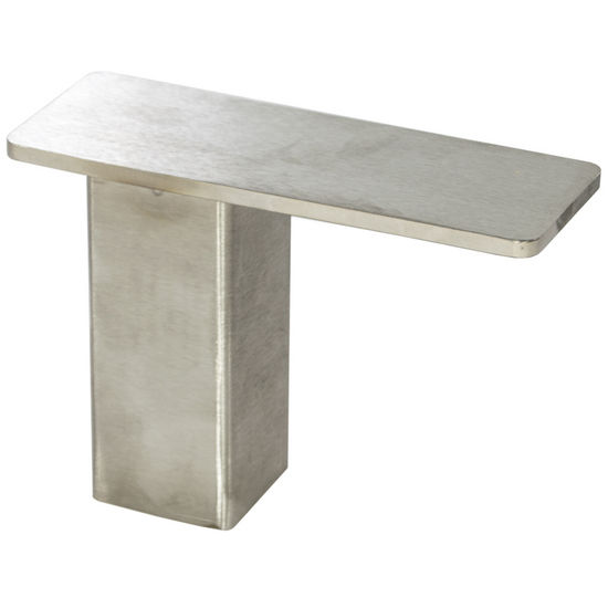 Countertop Support Options : The Stone Haven Countertop Post Support by Federal Brace ...