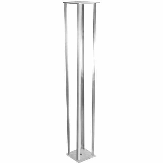 Federal Brace Trastevere Metal Support Leg in Counter or Table Height