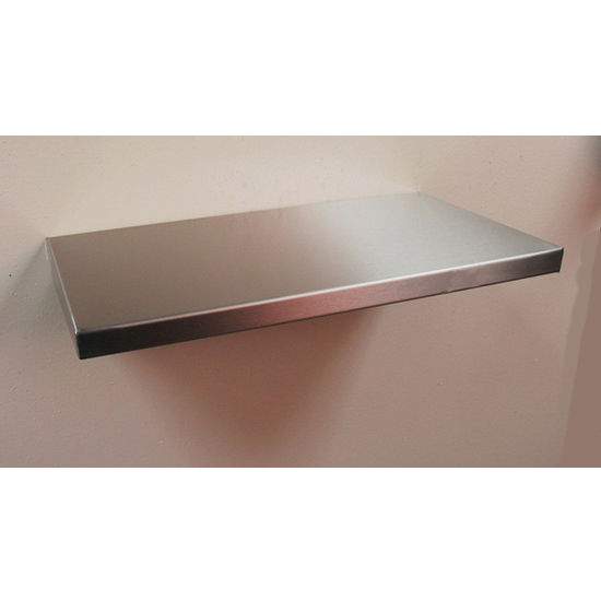Stainless Craft - Smart Shelf with Single Wall Design