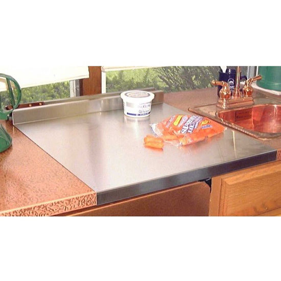 Stainless Steel Cutting Board | title