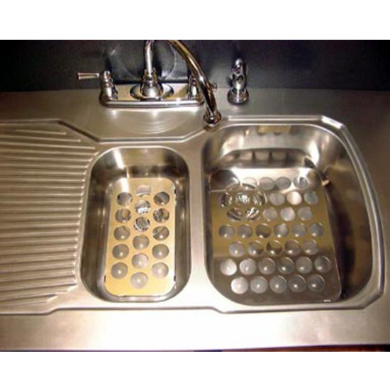 Sink Saver- Stainless Steel Sink Saver By Stainless Craft