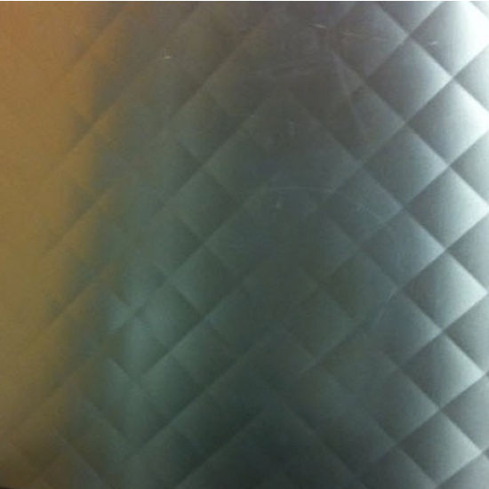 Kitchen Backsplash: Vent Hood Wall Backsplash with Universal Cook ... : quilted stainless - Adamdwight.com