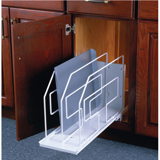 Roll Out Tray Kitchen Cabinet Dividers By Knape Amp Vogt