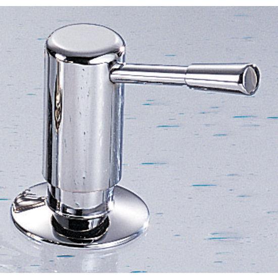 Franke Contemporary Series Soap/Lotion Dispenser, Chrome