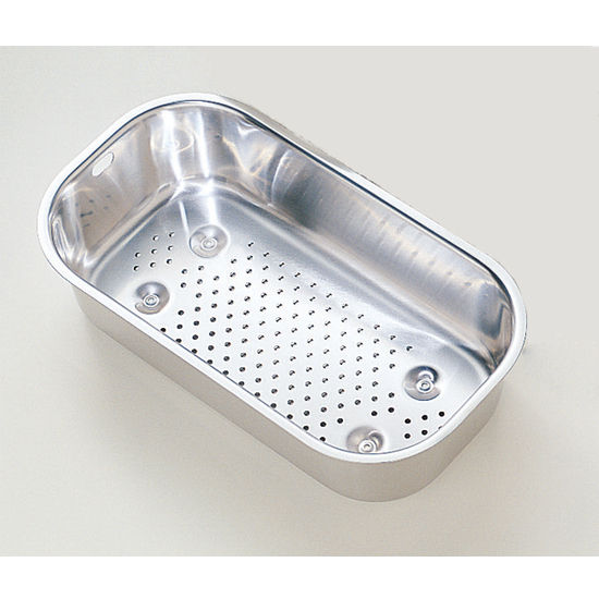 Franke Artisan Polished Stainless Steel Colander