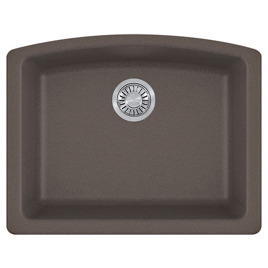 Ellipse Single Bowl Undermount Kitchen Sink Made Of