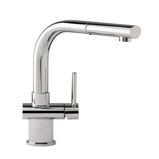 Kitchen Faucets by Franke - Ovale Pullout Faucet KitchenSource.com