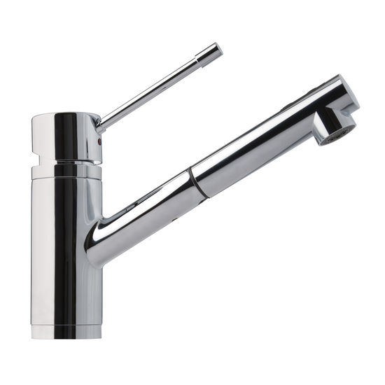 Franke KN2 Straight Pullout Faucet