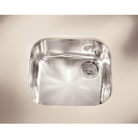 Franke Euro Pro Stainless Steel Single Bowl Undermount Sink