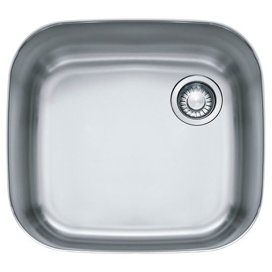 Franke Sinks Price List : Sinks - Euro Pro Stainless Steel Single Bowl Undermount Sink by Franke ...