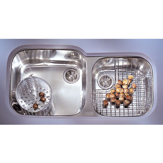 Franke Euro Pro Double Bowl Undermount Sink
