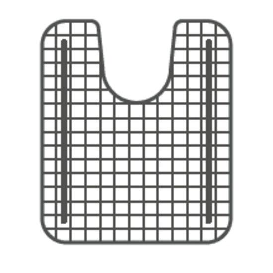 Franke Kubus Coated Stainless Steel Bottom Grid