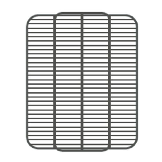 Franke Kubus Stainless Steel Grid