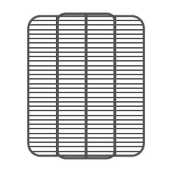 Franke Kubus Stainless Steel Grid