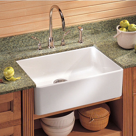 A Front Undermount Or Drop On Sinks