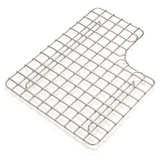 Franke Fireclay Coated Stainless Steel Bottom Grid, Left Hand