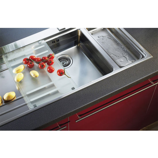 Franke Mythos Stainless Steel Sink : Mythos Stainless Steel Double Bowl Topmount Sinks FK-MTX661 by Franke ...