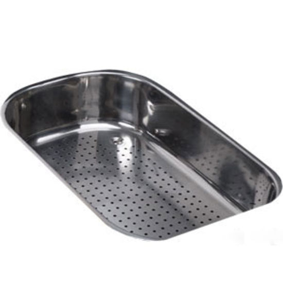Franke Oceania Polished Stainless Steel Colander