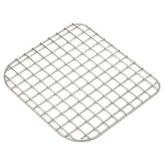 Franke Fireclay Coated Stainless Shelf Grid, Left Hand