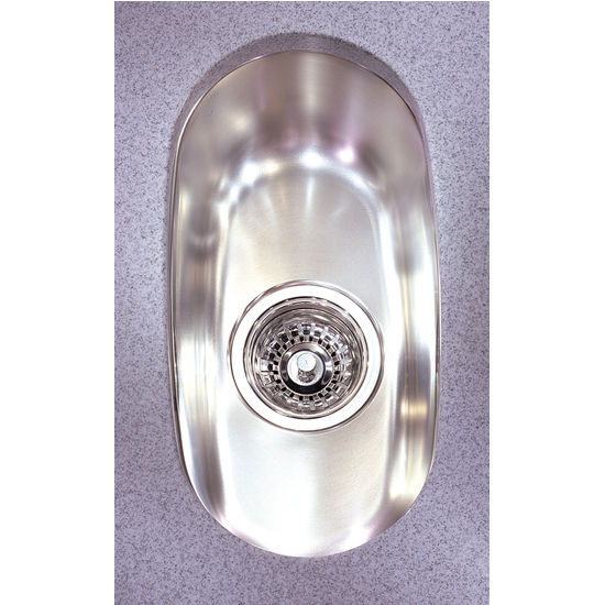 Franke Prestige Stainless Steel Single Bowl Undermount Sink