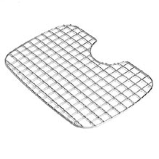 Franke Fireclay Coated Stainless Shelf Grid, Left Hand