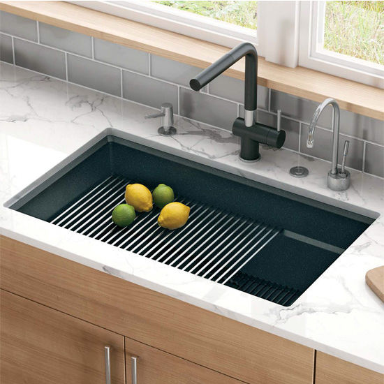 franke granite kitchen sinks peak large single bowl undermount kitchen sink made of 3522