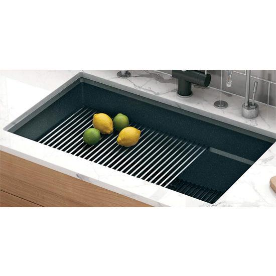 franke roller mat for peak sinks stainless steel view all from franke