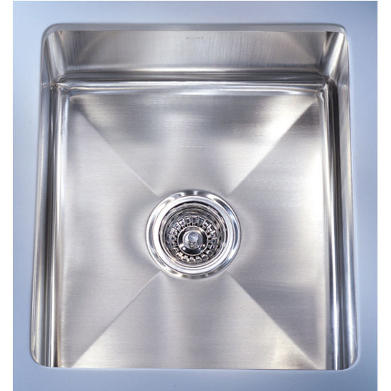Franke Professional Stainless Steel Single Bowl Undermount Sink