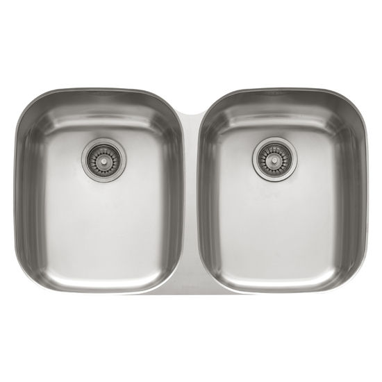 Franke Regatta Double Bowl Sink