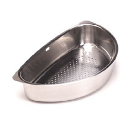 Franke Vision Polished Stainless Steel Small Colander