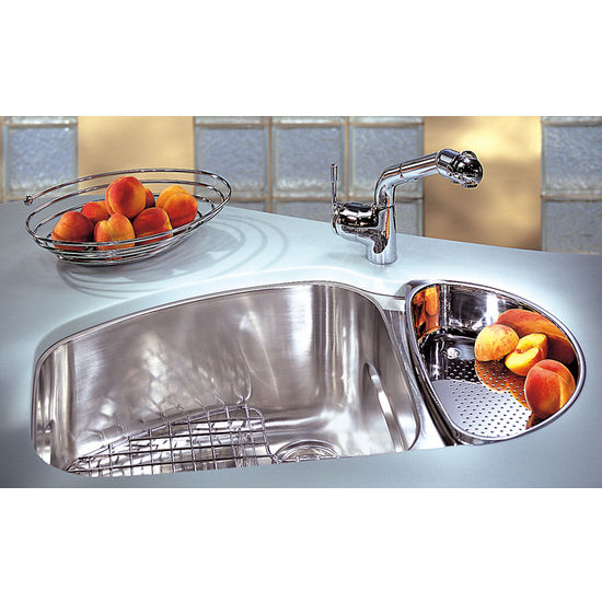 Franke Vision Double Bowl Undermount Sink