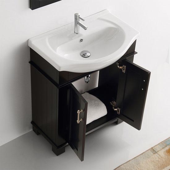 Hartford 24'' or 30'' W Traditional Bathroom Vanity Set by ...