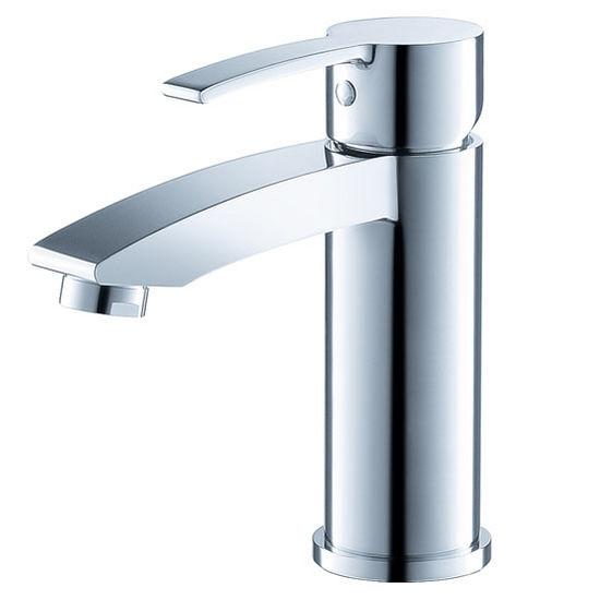 livenza single hole mount bathroom vanity faucet by fresca k