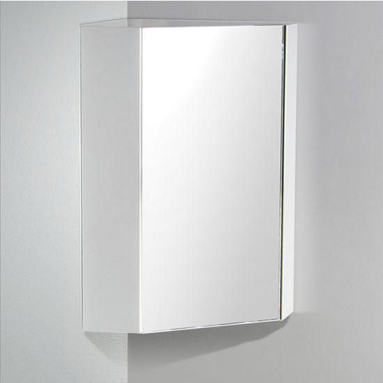 Coda 14 Or 18 Corner Wall Mounted Medicine Cabinet W Mirror